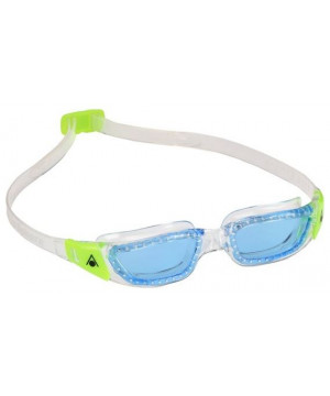 Blue - Clear Lens Lime-swatch