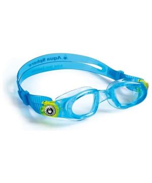 Aqua - Lime Clear Lens-swatch